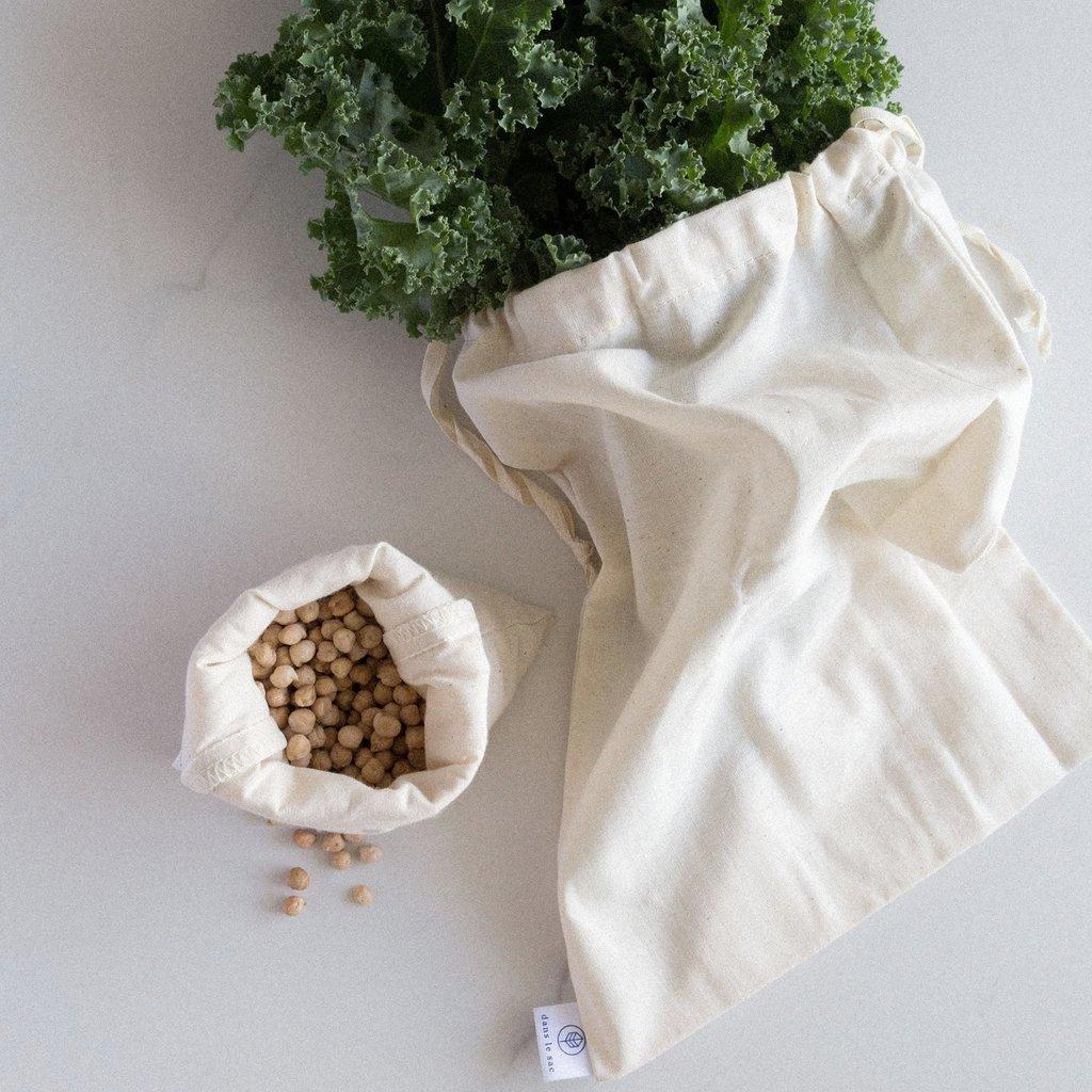 Dans Le Sac Combo sacs pour produits en vrac - Dans le Sac