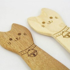 Togei Togei - Kids Animal Wood Cutlery
