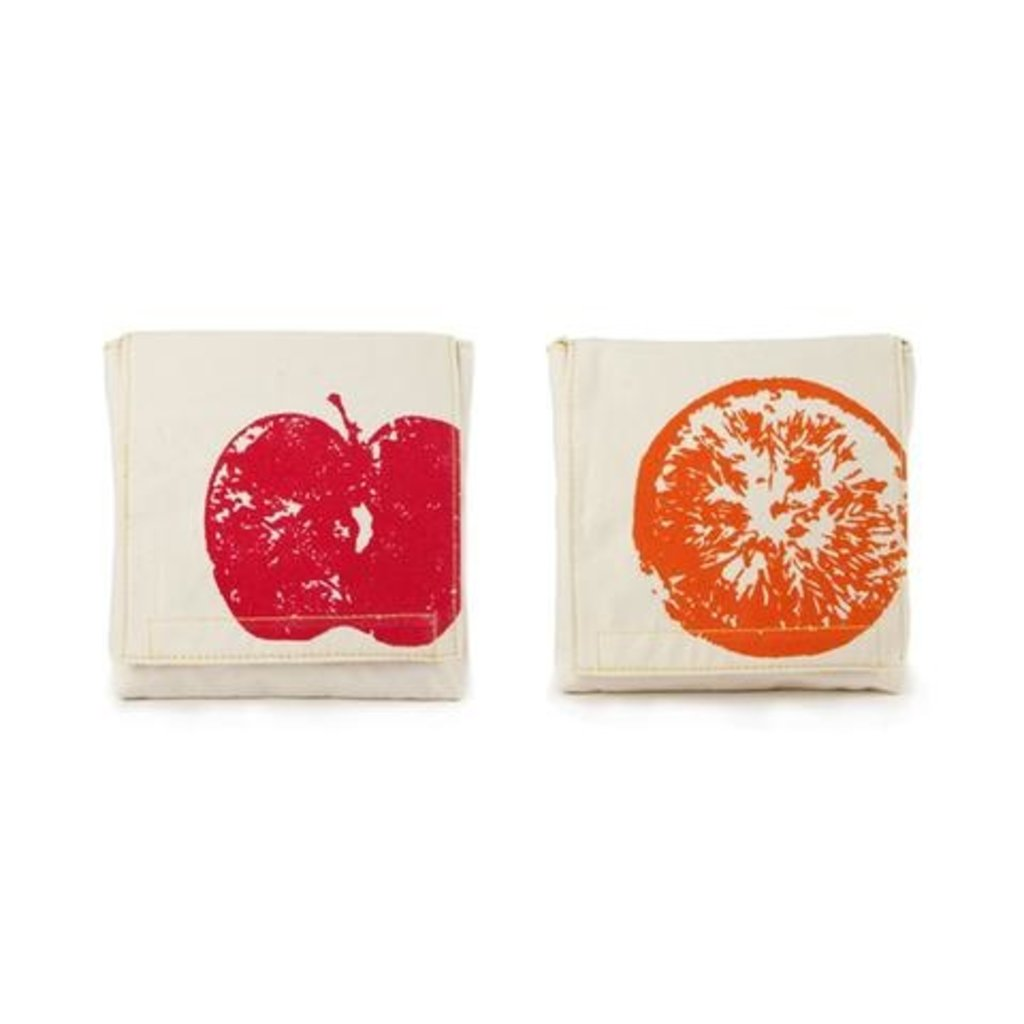 Fluf Fluf - Organic Cotton Snack Packs - Set of 2