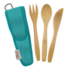 To-go Ware To-go Ware - Bamboo Utensil Set - Kids