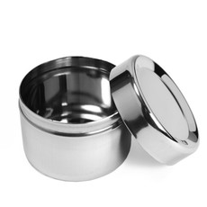 To-go Ware To-go Ware - Stainless Steel Sidekick Small Snack Box