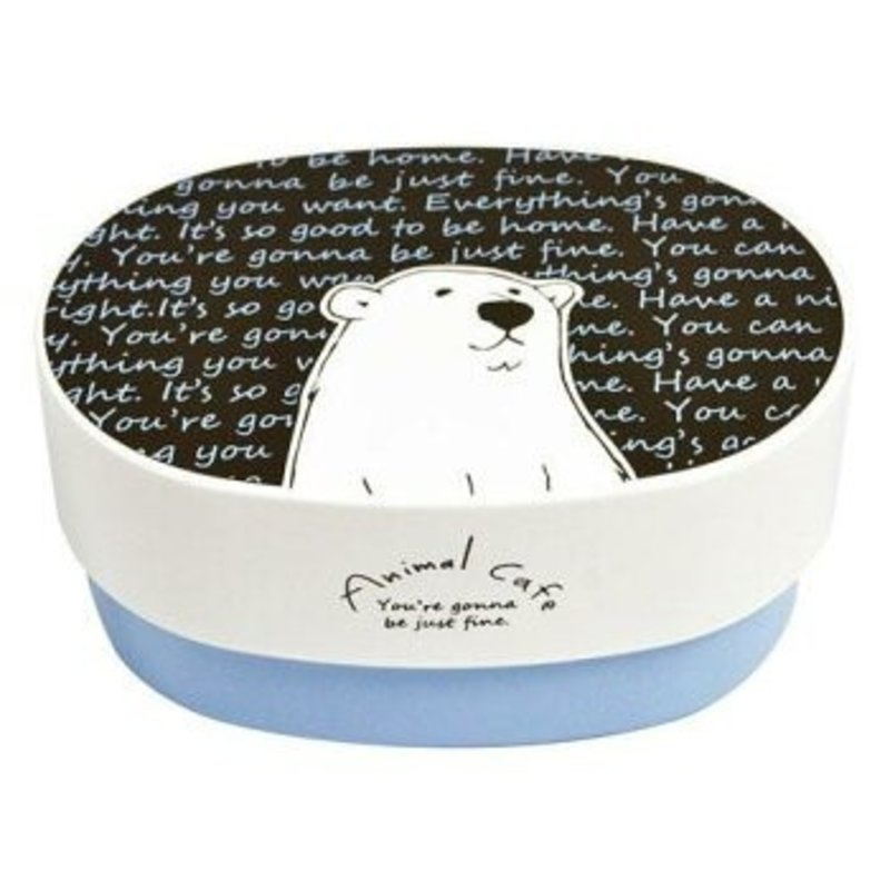 Sugarland Sugarland - Animal Café Bento Box & Bag Set