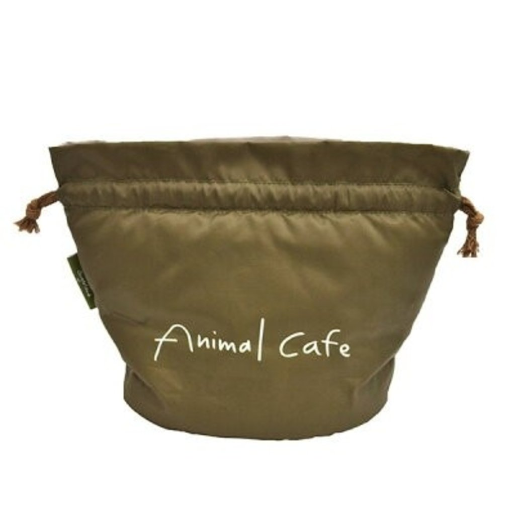 Sugarland Ensemble de boite bento et sac Animal Café