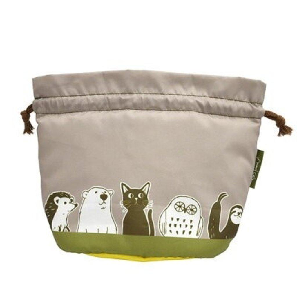Sugarland Sugarland - Animal Café Bento Box & Bag Set