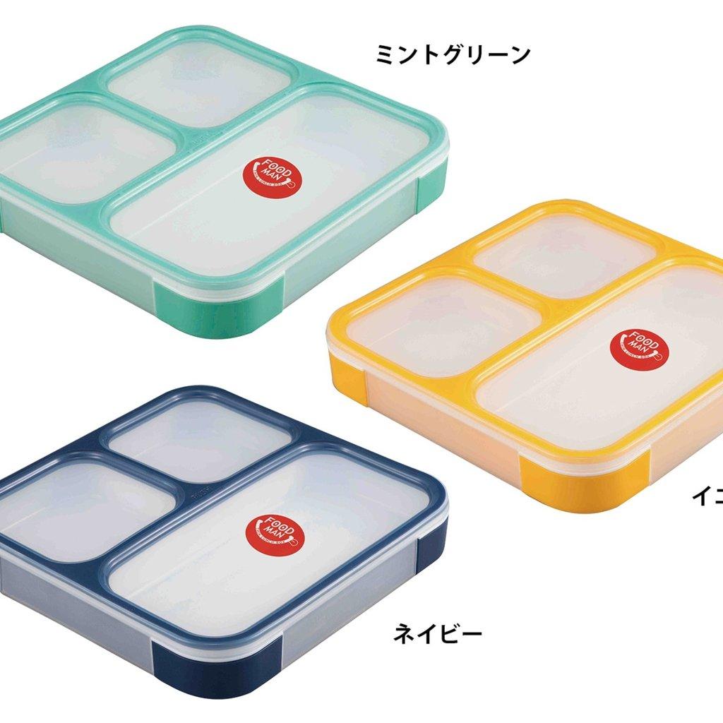 Foodman Foodman - Boîte à lunch mince - 800ml