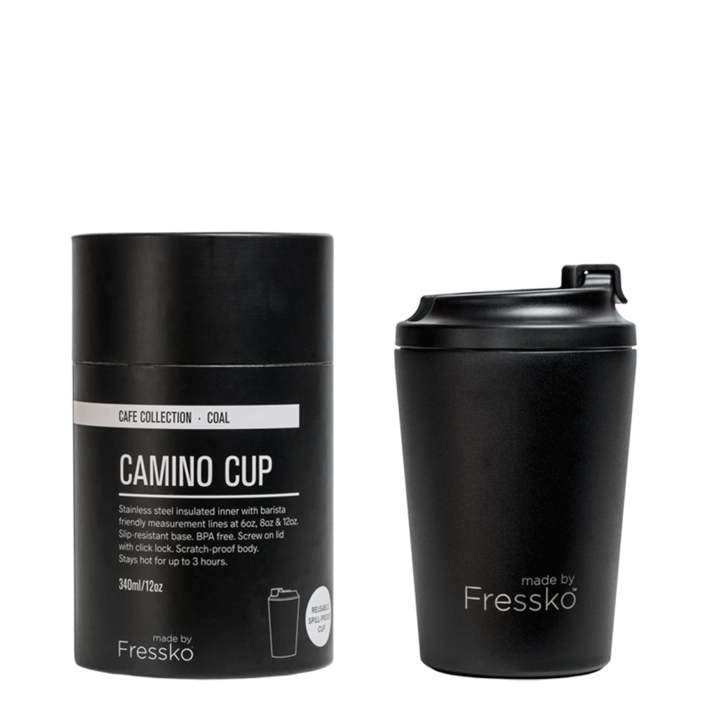 Fressko Drink - Fressko - CAMINO Reusable Coffee Cup - 355ml
