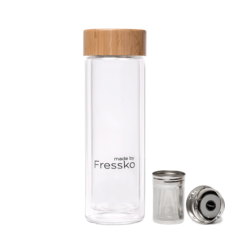 Fressko Drink - Fressko - Glass TOUR Flask - 400ml