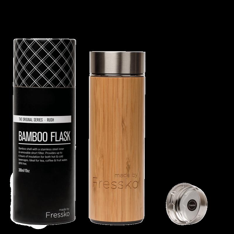 Fressko Drink - Fressko - Bamboo RUSH Flask - 300ml