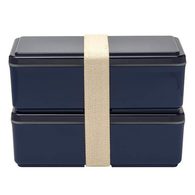 Gel Cool Gel Cool - Square Bento Lunch Box - Double