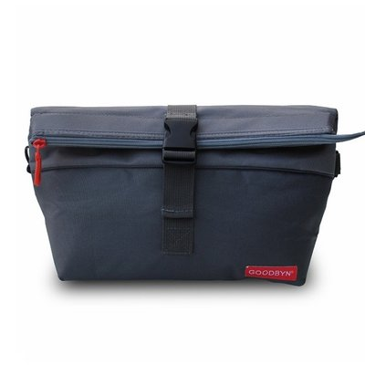 Goodbyn Goodbyn - Insulated Roll Top Lunch Bag