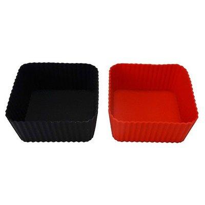 Hakoya Compartiments en silicone pour bento de HAKOYA - Grand