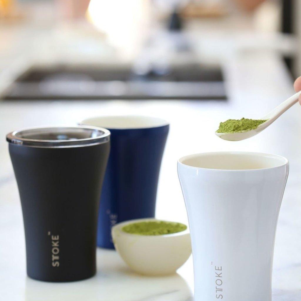Sttoke Drink - STTOKE - Ceramic Cup 8oz