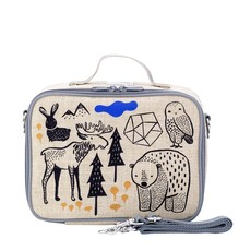 Soyoung Soyoung - Insulated Linen Lunchbox