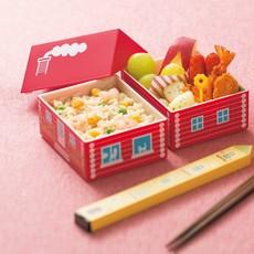 Hakoya Boîte à lunch Obento House de Hakoya