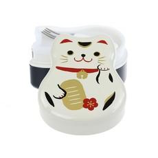Hakoya Bento Maneki Neko Lucky Cat de HAKOYA