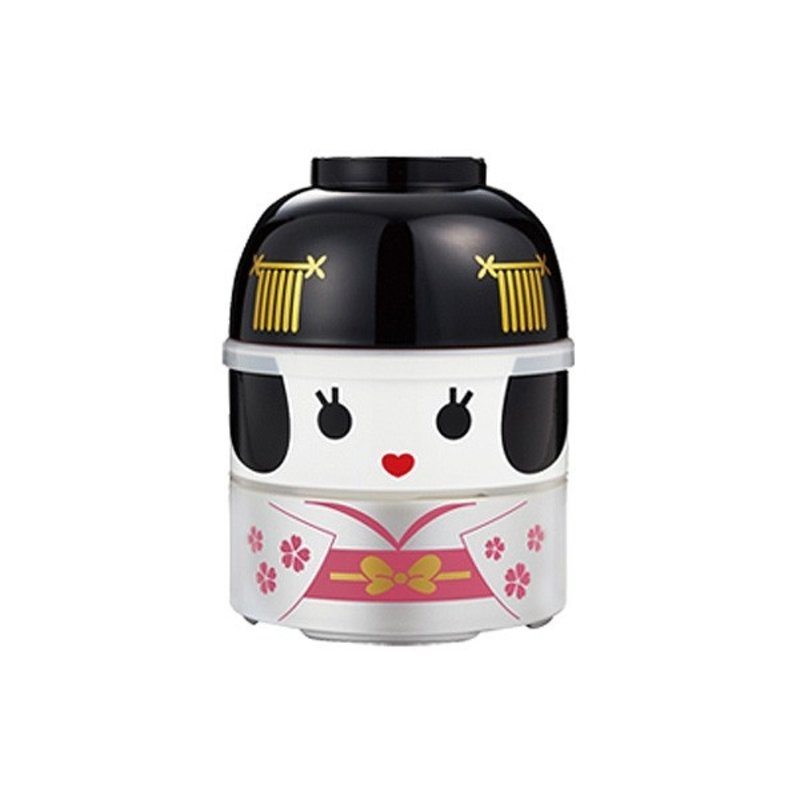 Hakoya Hakoya - Kokeshi Big Doll Bento Box