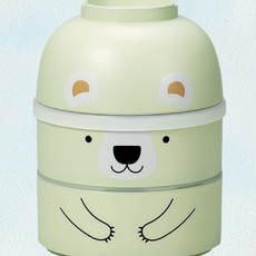 Hakoya Boîte bento poupée Kokeshi XL de HAKOYA