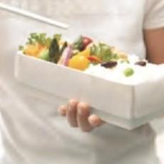 HOH HOH - Boite a lunch pour emporter - 410ml