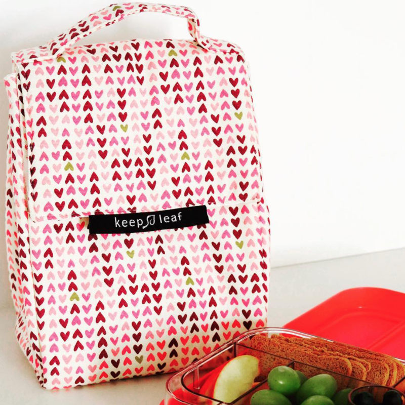 Keep Leaf Keep Leaf - Insulated Lunch Bag