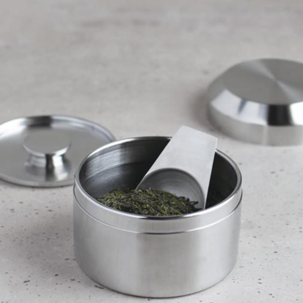 Kinto Kinto - LT - Stainless Steel Tea Canister - 250ml