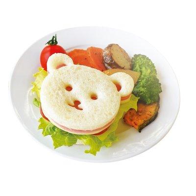 Kokubo Coupe sandwich ourson pour art bento de Kokubo