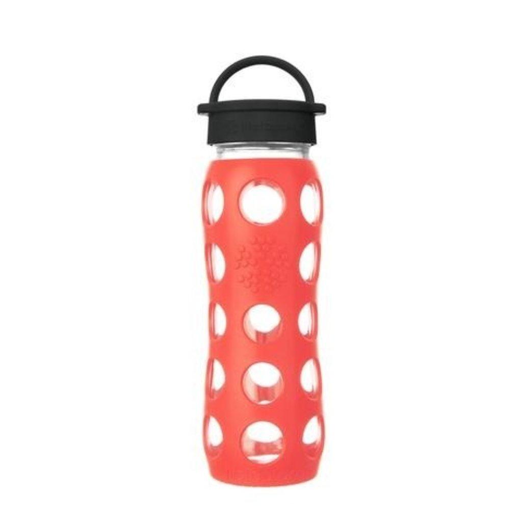Lifefactory Drink - LifeFactory - Glass Water Bottle - Classic Cap - 650ml/22oz