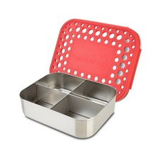 Lunchbots Lunchbots - Stainless Steel - Four Section - 2.5 cups / 600ml