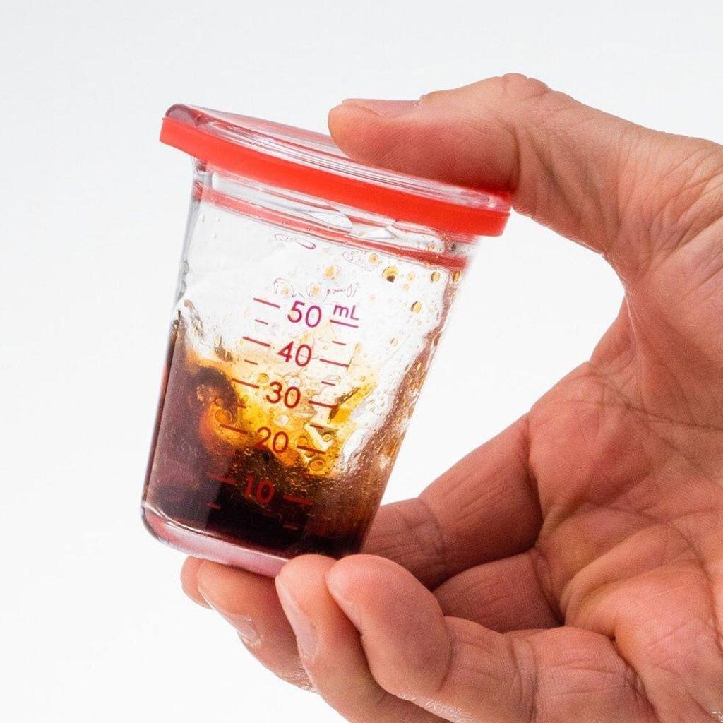 Marna Récipient pour mélanger des sauces- Marna - 50ml