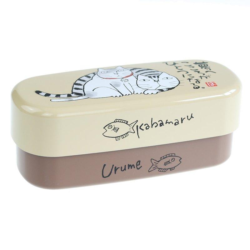 Miyamoto Miyamoto - Boîte bento Okamoto Cat - Kabamaru L