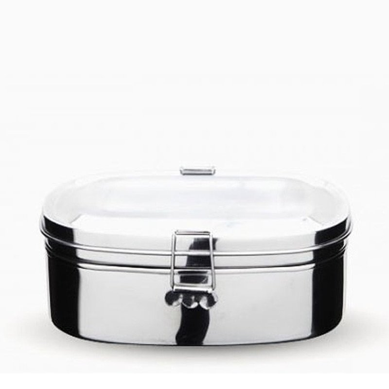 Onyx Onyx - Stainless Steel 2-Layer Medium Sandwich Box