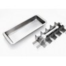Onyx Onyx Stainless Steel Ice Cube Tray