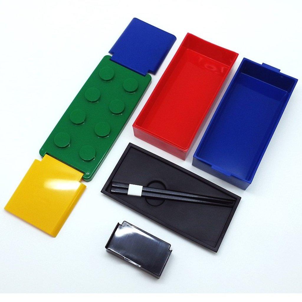 Prime Prime - Block Bento Clip