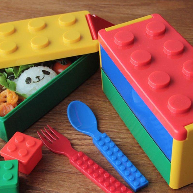 Prime Boîte à lunch bento Block Tight