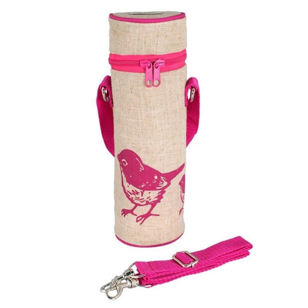 Soyoung Porte-bouteille en lin écologique SoYoung