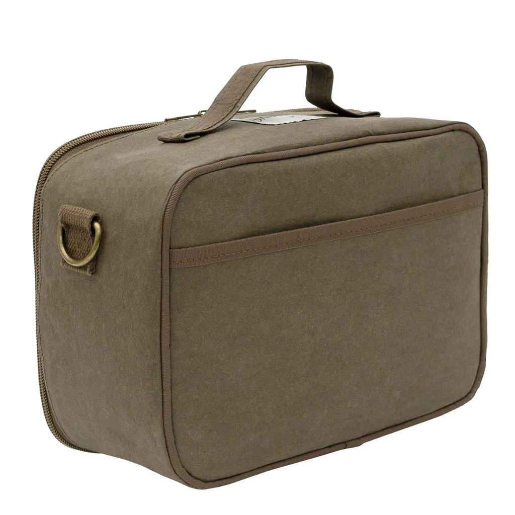 Soyoung Soyoung - Bento Lunchbox - Special Olive Paper Chevron