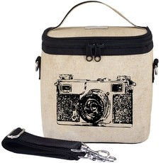 Soyoung Soyoung - Insulated Linen Large Cooler Bag