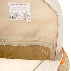 Soyoung SoYoung - Linen Toddler Backpack