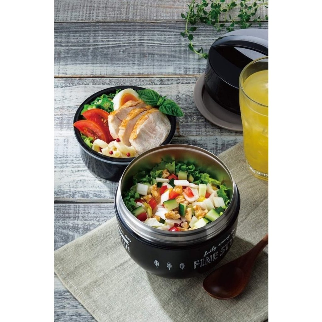 Skater Skater - Insulated Thermos Cafe Lunch Bowl - 800ml
