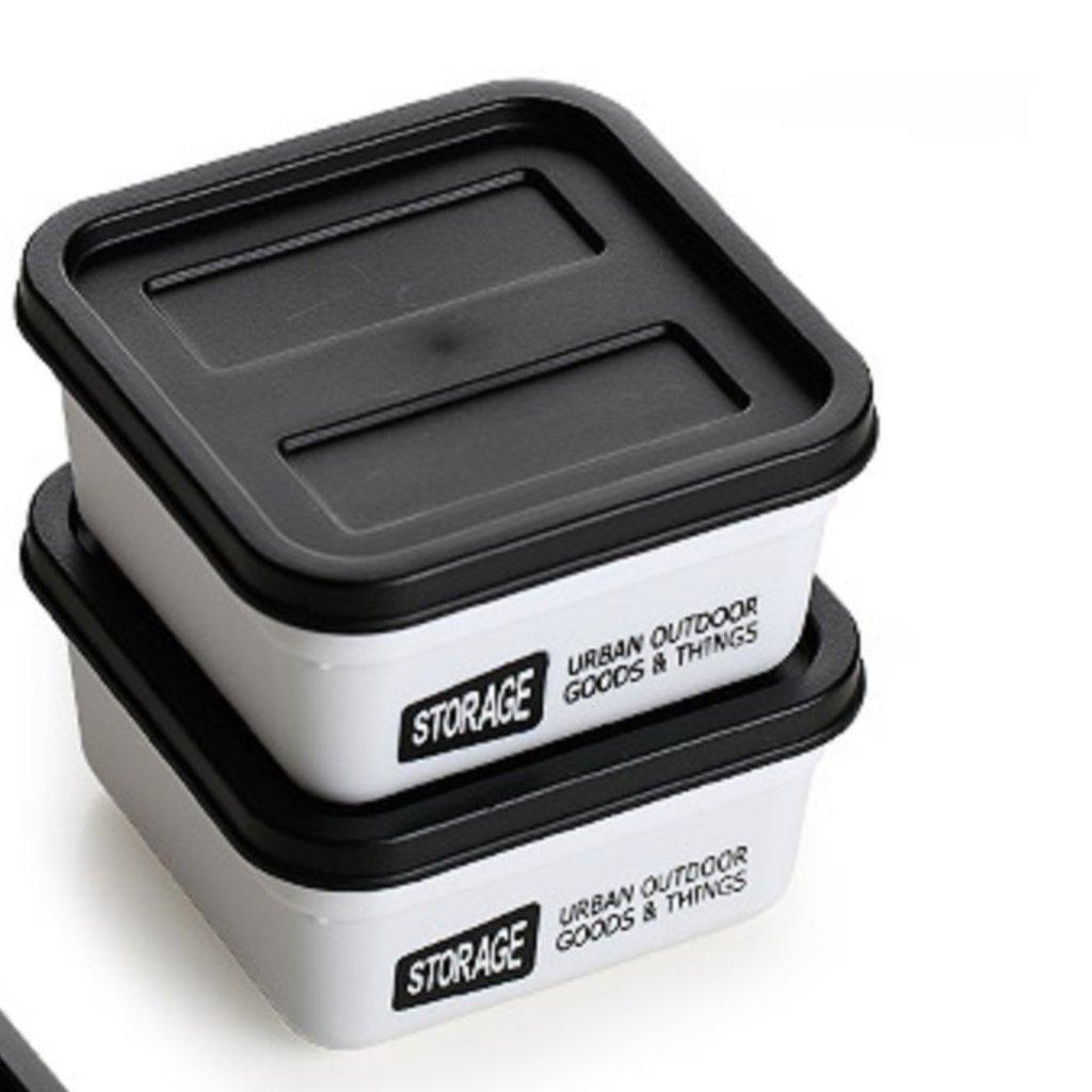 Showa Showa - Storage Snack Box - Set of 2