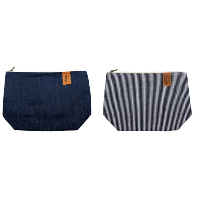 Sabu Prime - Reunion Denim Lunch Pouch