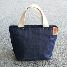 Sabu Prime - Reunion - Denim Lunch Tote