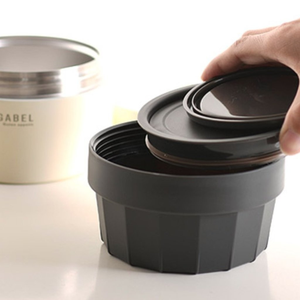 Sabu Sabu - Loffel - Insulated Thermos Cup Lunch Jar - 700ml