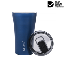 Sttoke Tasse réutilisable en céramique STTOKE - 12oz