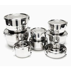 Onyx Onyx - Stainless Steel Airtight Container - 12cm