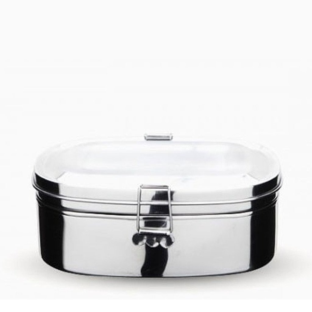 Onyx Onyx - Stainless Steel 2-Layer Large Sandwich Box