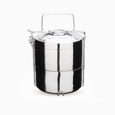 Onyx Onyx - Stainless Steel 2-Layer Tiffin Food Storage Container