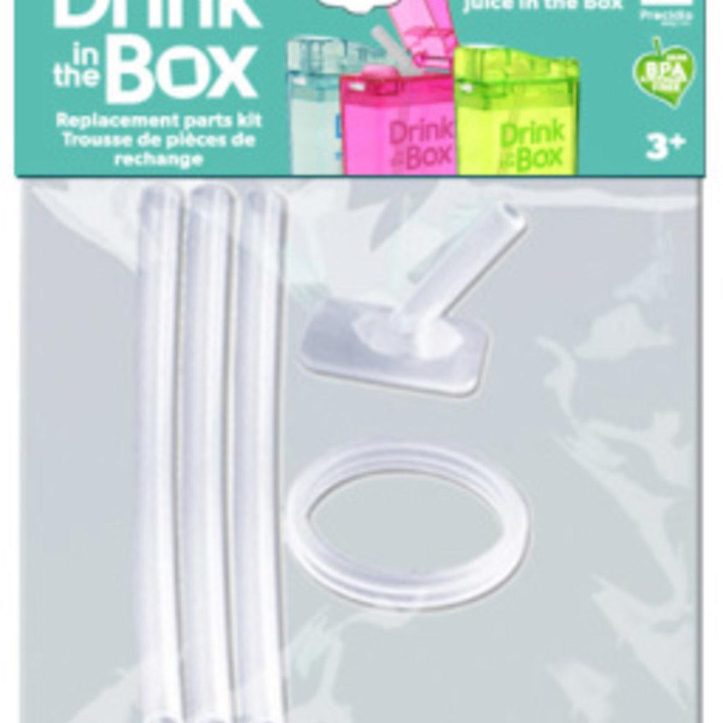 Precidio Kit de remplacement pour Drink in the Box - 355ml