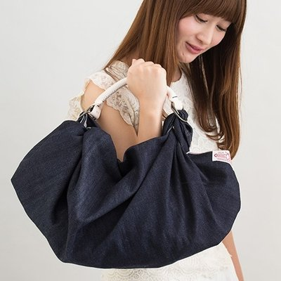 Furoshiki - Kaihara Denim & Handle Set