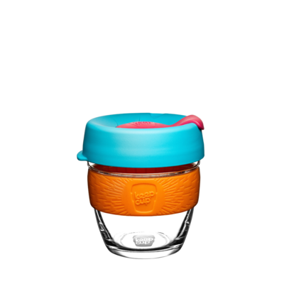 Keepcup Tasse réutilisable en verre KeepCup Brew - 227ml