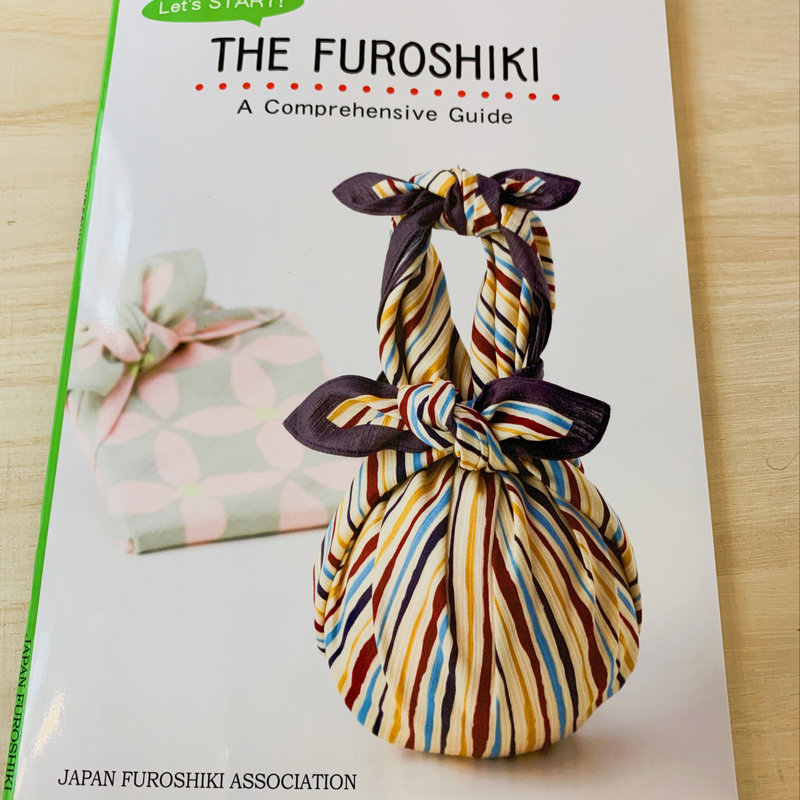 Book - The Furoshiki - A Comprehensive Guide
